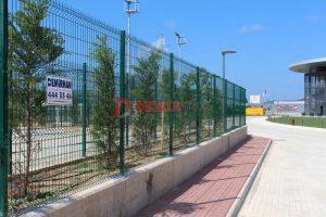 Türkiye Futbol Federasyonu Tel Çit Uygulaması