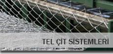tel çit sistemleri